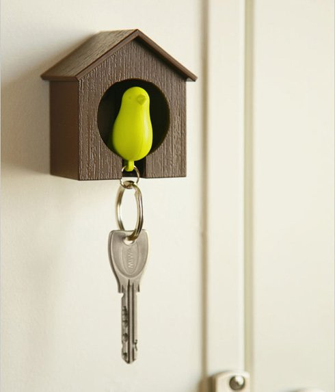 SPARROW KEY RING