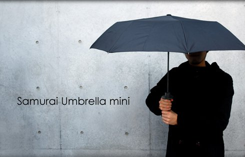 Samurai Umbrella MINI
