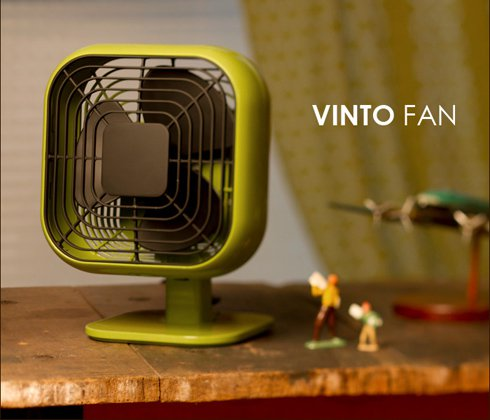 IDEA LABEL VINTO FAN