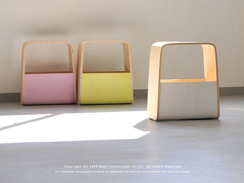 ideaco RACK&STOOL
