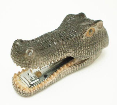 Crocodile Stapler