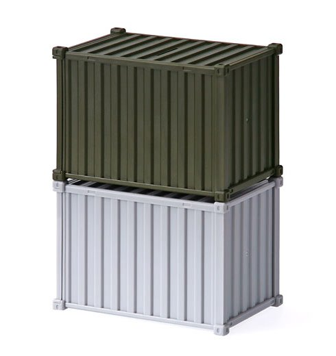 BANK OF CONTAINER
