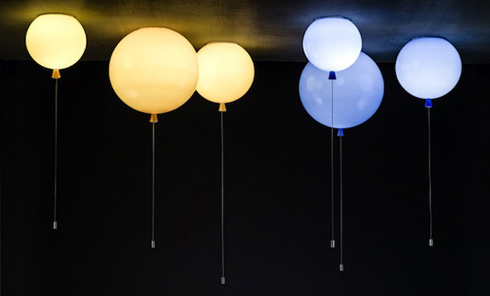 Memory Balloon Lights