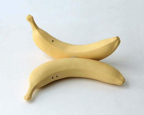Bananas Salt&Pepper Shakers