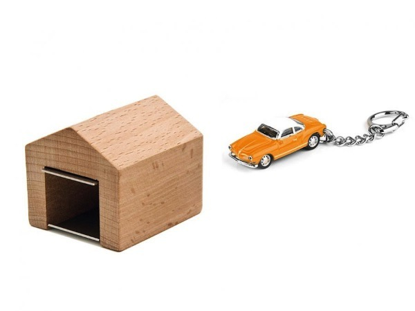 Mini Garage Key Holder