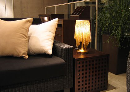 club-table lamp