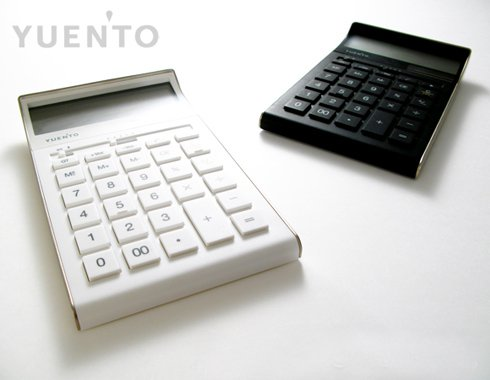 YUENTO Edge Desktop Calculator