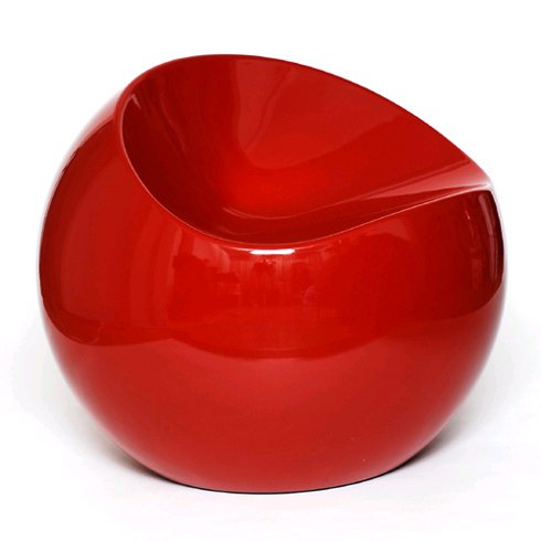 Ball Chair(ボールチェア) レッド