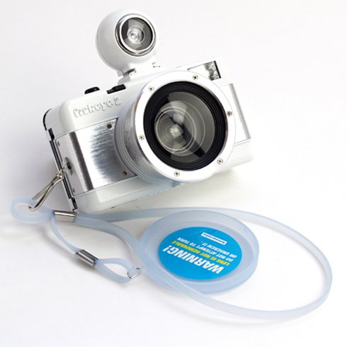 Lomo Fisheye2 White